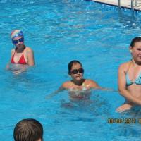 Обучение плаванию детей