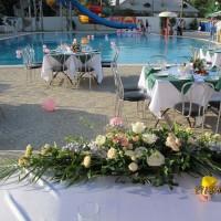 Свадьба в аквапарке!